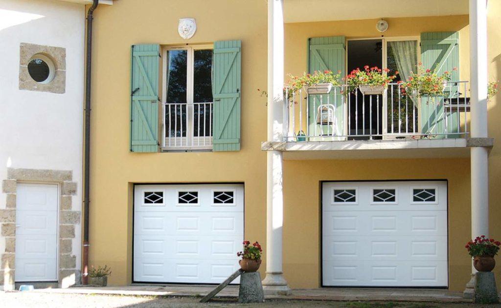 pose porte garage
